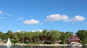 Camp In Luxury While Overlooking West Okoboji Lake In Iowa