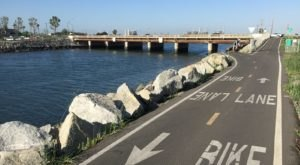 The Longest Bike Trail In Southern California, San Gabriel River Bike Trail, Takes You On A Beautiful 38-Mile Journey
