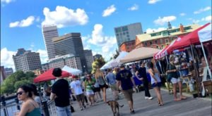 The Biggest And Best Flea Market In Rhode Island Is Providence Flea