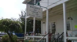 Family-Owned And Operated Since 1930, Weldon's Ice Cream Is An Ohio Classic