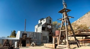 Feel The Rumble Of A Working Comstock Gold Mill With This Historic Experience In Nevada