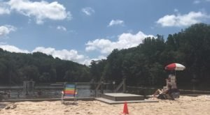 The Swimming Hole At Mt. Gretna Lake & Beach In Pennsylvania Will Take You Back To The Good Ole Days