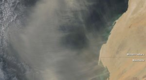 Giant Plumes Of Dust From The Sahara Desert Are Heading To The US And Will Change Louisiana Weather Patterns
