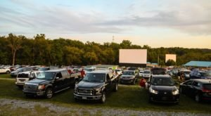 Open Drive-In Movie Theaters Are Starting To Pop Up All Over Pennsylvania