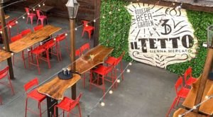 You'll Never Want To Leave The Rooftop View When You Visit Il Tetto In Pittsburgh