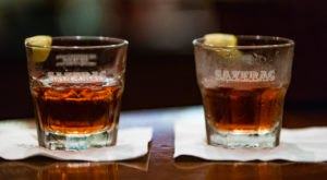Kick Back With Sazerac, The Unofficial State Cocktail Of Louisiana