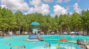 Visit Paradise Ranch and Resort, The Massive Family Campground In Mississippi That's The Size Of A Small Town