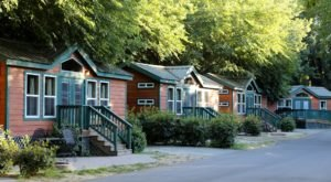Visit Tower Park, The Massive Family Campground In Northern California That's The Size Of A Small Town