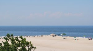 Follow A Sandy Path To The Waterfront When You Visit Cape Henlopen In Delaware