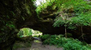 Maquoketa Caves State Park Was Named The Most Beautiful Place in Iowa And We Have To Agree