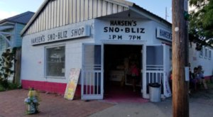 Cool Down With A Tasty Snowball from Hansen's In New Orleans