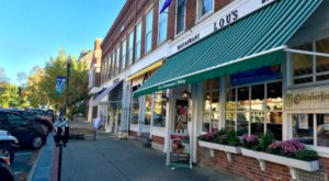 You'll Want To Change Things Up And Order Dessert First At Lou's Restaurant In New Hampshire
