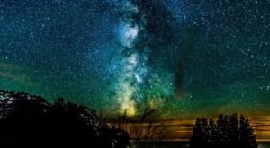 Indiana Dunes National Park Has The Best Views Of The Starry Night Sky In Indiana