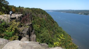 Roll The Windows Down And Take A Drive Down The Palisades Scenic Byway In New Jersey