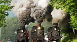 Go For A Socially Distant Ride Through West Virginia's Appalachian Mountains With Mountain Rail