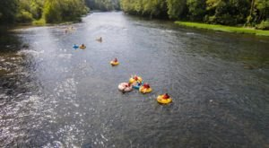 James River Tubing In Virginia Is Officially Open And Here's What You Need To Know