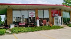 Go Hunting For Treasures At West Michigan Antique Mall, A 12,000-Square-Foot Antique Wonderland