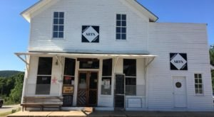 Discover The Art Of The Ozarks At Kingston Square Arts, A Historic General Store In Arkansas