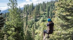 The Zipline Canopy Tour At Tamarack Resort Is Idaho's Most Exciting Aerial Adventure