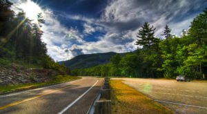Enjoy A Picturesque Drive Along One Of New Hampshire's Official Scenic Byways