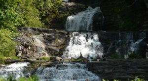 Kent Falls State Park Was Named The Most Beautiful Place in Connecticut And We Have To Agree