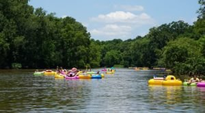 Louisiana River Adventures Is Officially Open And Here's What You Need To Know
