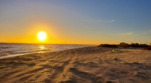 5 Beaches In Louisiana That'll Make You Feel Like You're At The Ocean
