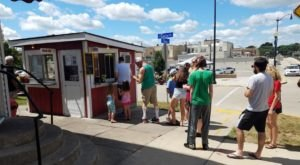 Order Some Of The Best Burgers In Wisconsin At Wedl's, A Ramshackle Hamburger Stand