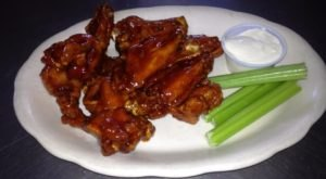 Choose From More Than Two Dozen Wing Flavors At Warrior Lounge, An Unassuming Pennsylvania Restaurant