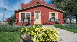 A Day Of Kansas Fun Starts At The Trail City Bed & Breakfast And Continues With Lunch At The Western Trail Cafe