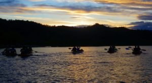 The Moonlight Kayaking Tour Across Whiskeytown Lake In Northern California Belongs On Your Bucket List