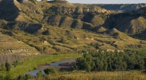 Theodore Roosevelt National Park Was Named The Most Beautiful Place In North Dakota And We Have To Agree