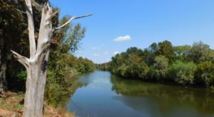 Alabama's Cahaba River Is Perfect For A Lazy Summer Day