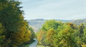 Roll The Windows Down And Take A Drive Down Cherohala Skyway In Tennessee