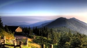 The Sunrises At Mt. Mitchell State Park In North Carolina Are Worth Waking Up Early For