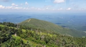 Franconia Notch State Park Is A Scenic Outdoor Spot In New Hampshire That's A Nature Lover's Dream Come True