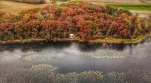 Relax And Unwind In Peaceful Seclusion At Wisconsin's YurtCation