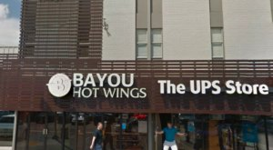 Good Luck Finishing A Pile Of The Hottest Wings In New Orleans At Bayou Hot Wings