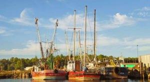 Plan A Trip To Bayou La Batre, One Of Alabama's Best Small Towns