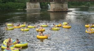 Muskegon River Tubing In Michigan Is Officially Open And Here's What You Need To Know