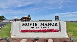 You Can Enjoy A Drive-In Movie From A Comfortable Hotel Room At The Movie Manor In Colorado