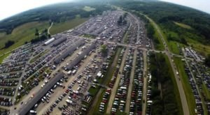 The Biggest And Best Flea Market In Ohio, Rogers Community Auction And Flea Market, Is Now Re-Opening