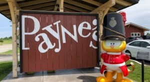 Payne's, A Local Favorite, Is A Quirky And Delicious Place To Dine In Indiana
