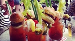 Get Your Bloody Mary Fix At Sobelman's Pub And Grill, Home Of Wisconsin's Most Outrageous Bloodies