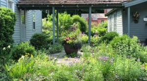 Stroll Through Gorgeous Flowers At The Gertrude Jekyll Garden In Connecticut