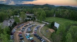 Open Drive-In Movie Theaters Are Starting To Pop Up All Over Georgia