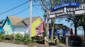 Visit Lakeview Village Shoppes, A Charming Village Of Shops In New York