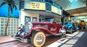The World-Famous Collection At Nevada's National Automobile Museum Will Take You Back In Time