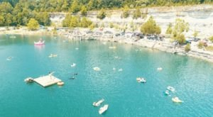 Kentucky's Crystal Clear Quarry Is Open And Here's What You Need To Know Before You Visit