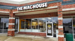 The Mac House Is A Mouthwatering North Carolina Restaurant With 10 Different Kinds Of Mac 'N Cheese